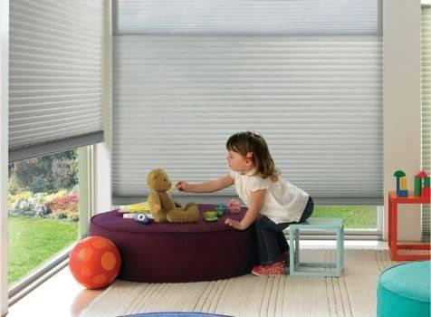 child safety shutter